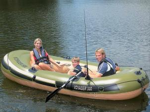 Inflatable Boat Voyager 500
