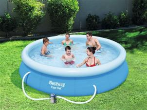 Bestway Swimming Pool Ø 366 cm