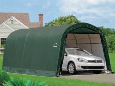 Garažai CarPort 3,0x6,1 m