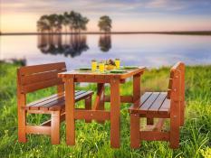 1 stalas + 2 suolai BRAVO | Pavyzdys