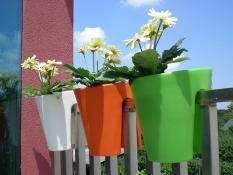 Gėlių vazonai BALCONE
