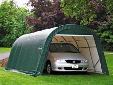 Garažai CarPort 3,7x6,1 m
