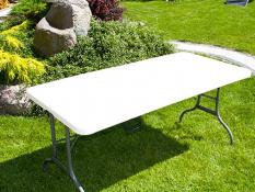 Sulankstomas stalas PARTY 123 cm