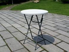 Apvalūs stalai PARTY Ø80x110 cm