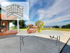 Sulankstomas stalas PARTY 180 cm