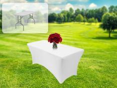 Ištempiama staltiesė 123x61x74 cm