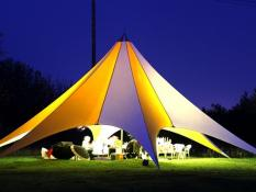 Tent LUXURIOUS STAR