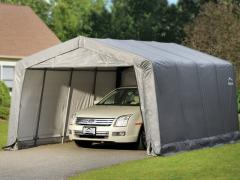 Garažai CarPort 3,7x4,9 m