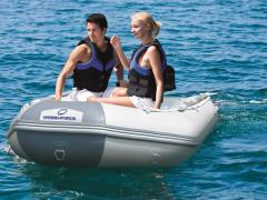 Pripučiama valtis Caspian PRO